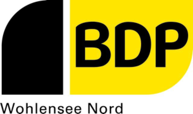 Logo BDP Wohlensee Nord